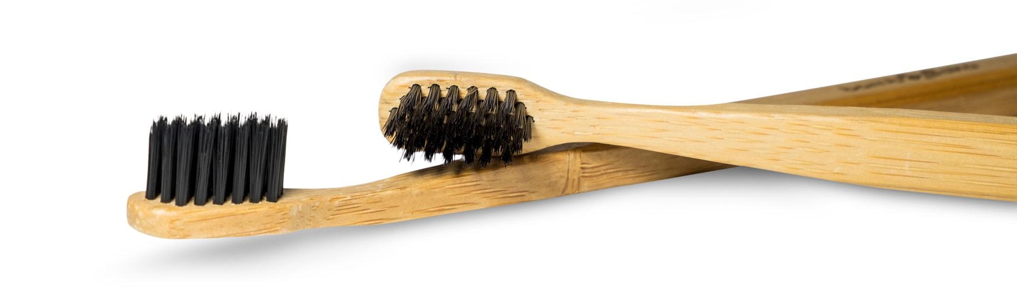 Bambusová zubná kefka Bambooska stetinky bambusova viskozy.png